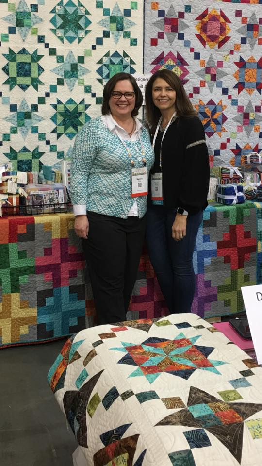 Welcome to the Designer Duo 2018 Quilt Along!