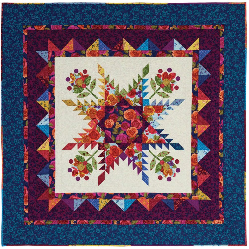 Flourish Quilt Kit
