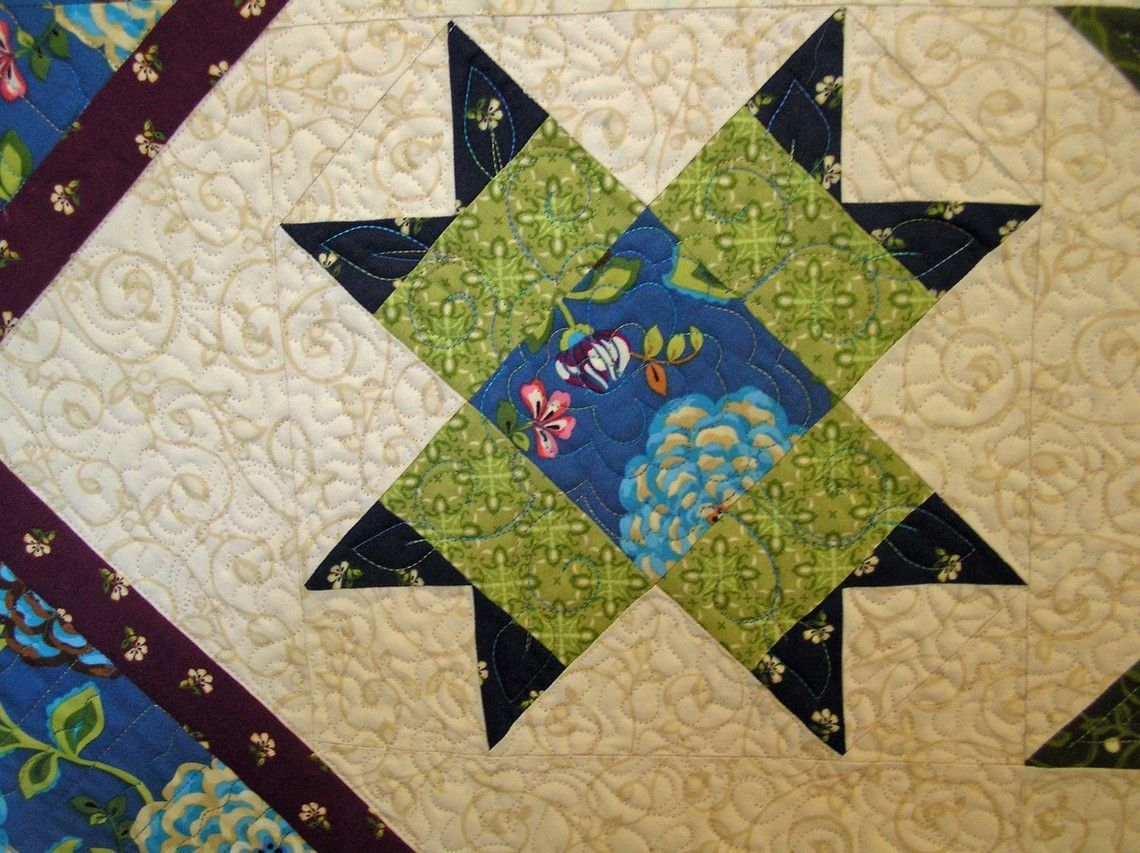 Quilts for sale star medallion quilt for Quilts for sale