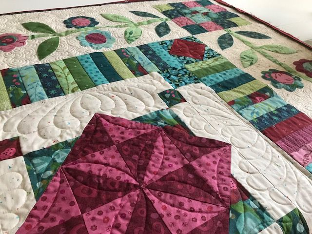 Twilight Twist Quilt Kit--1 left