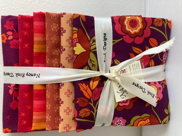 Cheery Custom Curated 6 Fat Quarters
