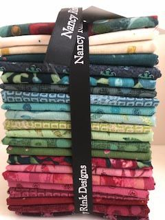 Twilight Tones 22 pc Fat Quarter Bundle