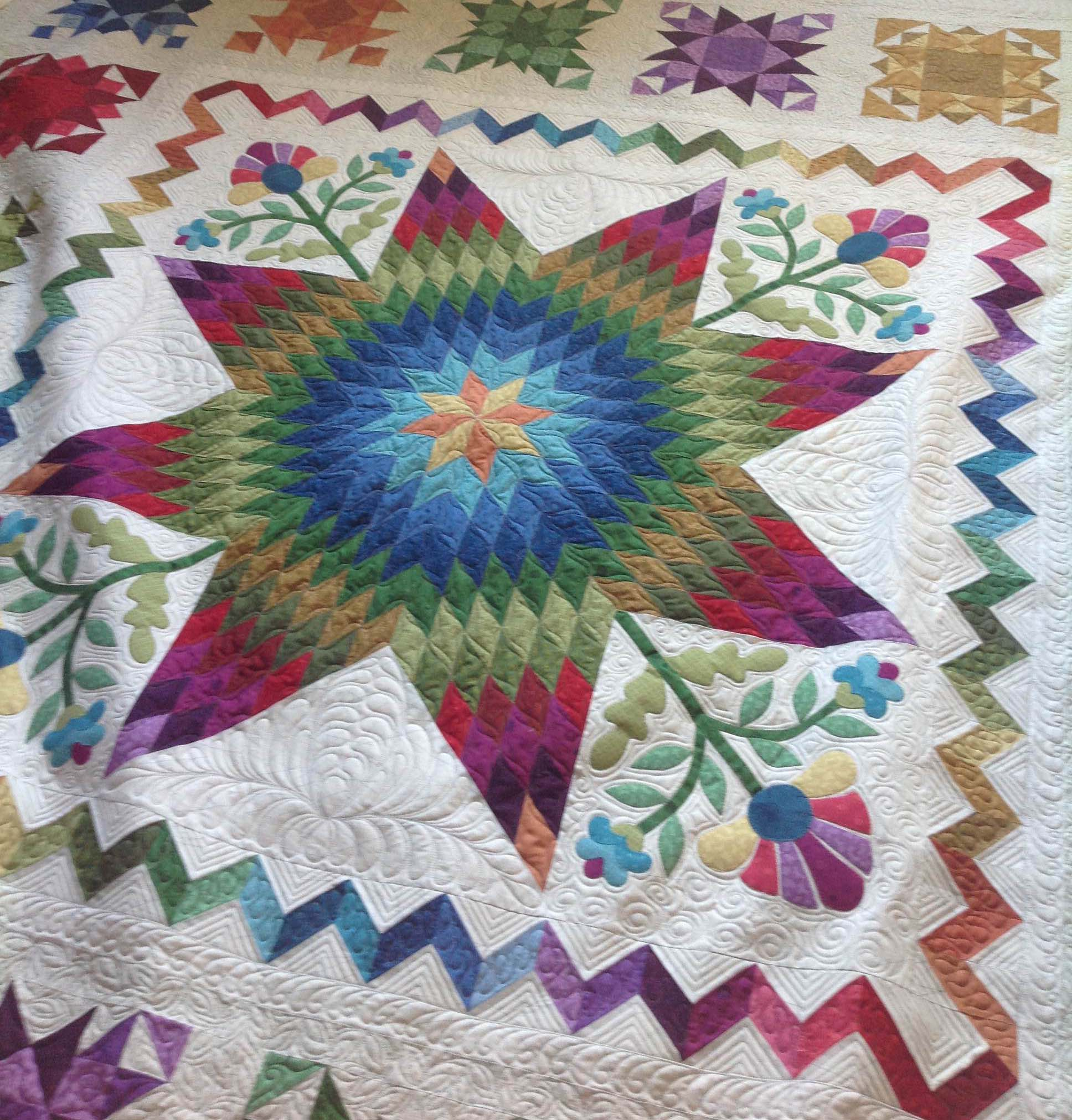 Quilt Patterns Getting To Know Hue Bom Pattern