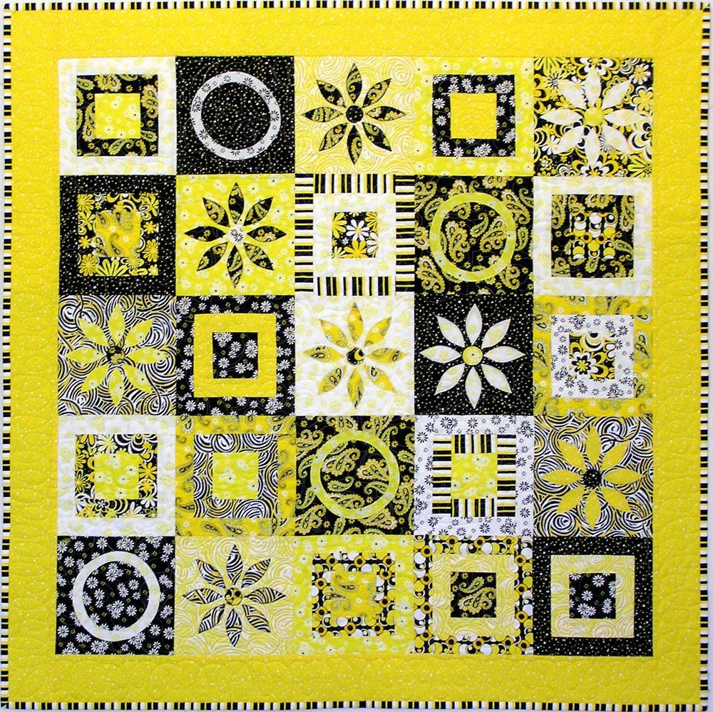 Mellow Yellow Quilt