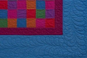 Amish 4 Quilting Detail