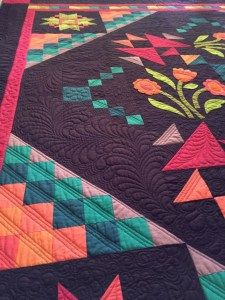 Amish III Applique Version Detail