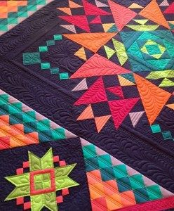 Amish III Pieced Version Detail