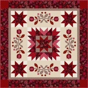 Bountiful Updated 45in sq wallhanging4