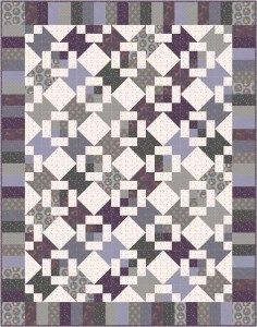 Buffington Walk Lavender-Grey