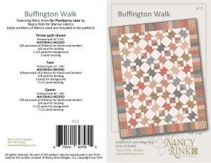Buffington Walk Pattern Jacket copy