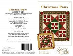 Christmas Paws Jacket copy8
