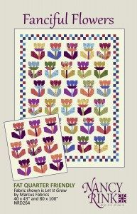 Fanciful Flowers NRD264 Front