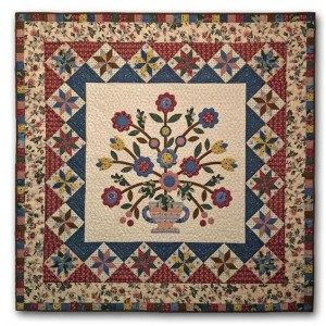Oak Hill quilt Photo