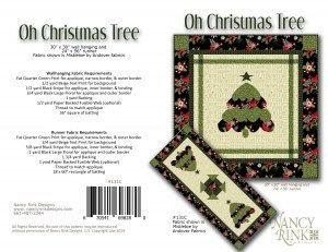 Oh Christmas Tree Pattern Jacket
