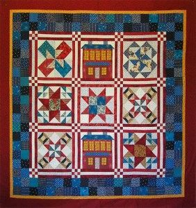 Quilt Patterns 115 Americana Sampler Pattern