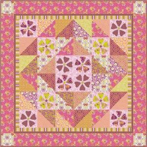 Dreaming In French quilt