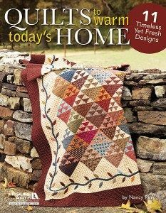 Quilts to Warm Today's Home Book
