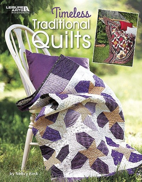 Timeless Traditional Quilts Book