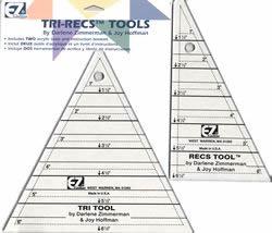 Notions Tri Recs Ruler